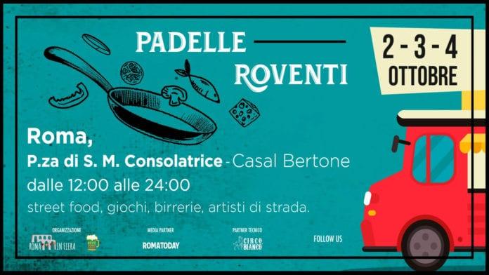 Padelle Roventi: bis a ottobre del tour capitolino firmato Roma in Fiera