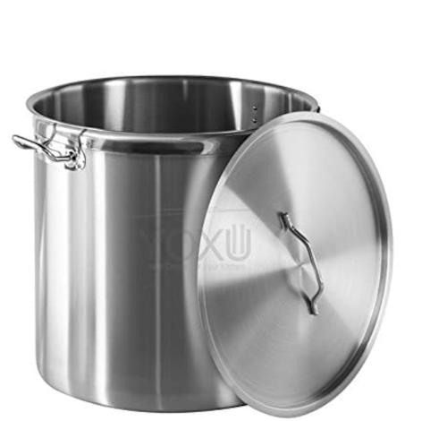 Pentola in Acciaio Inox 70 l (senza rubinetto)