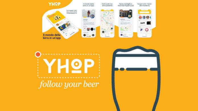 Yhop: Il mondo della birra in un'App, anche con le News del Birraio Matto!