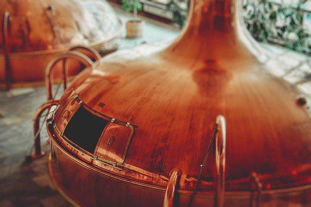 caldaia produzione birra