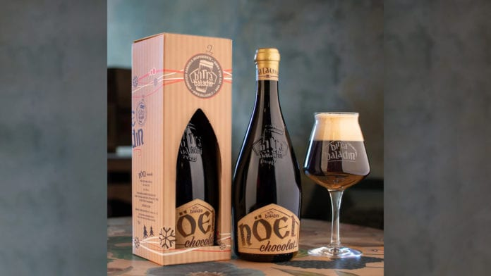 Nöel Chocolat: La birra di Natale Baladin con cacao Criollo Chuao Domori