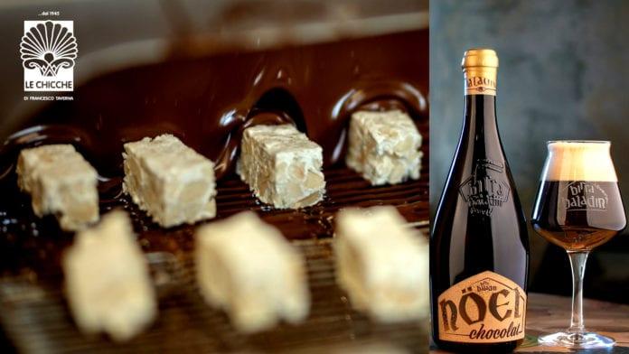 Birra e torrone: un sofisticato connubio artigianale!