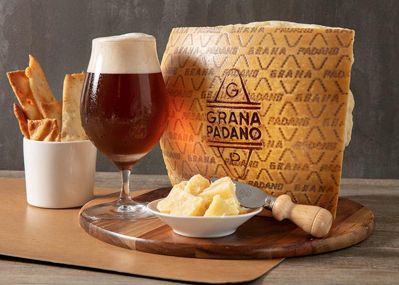 Strong scotch ale e Grana Padano
