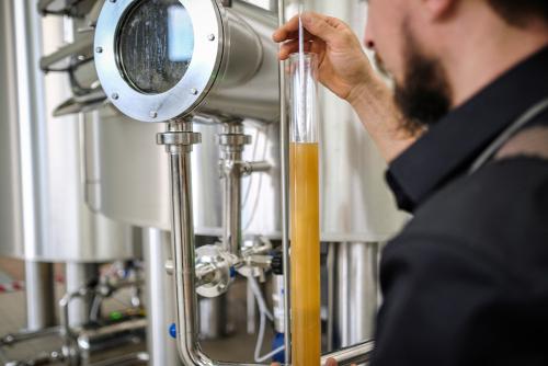 produzione labi beer