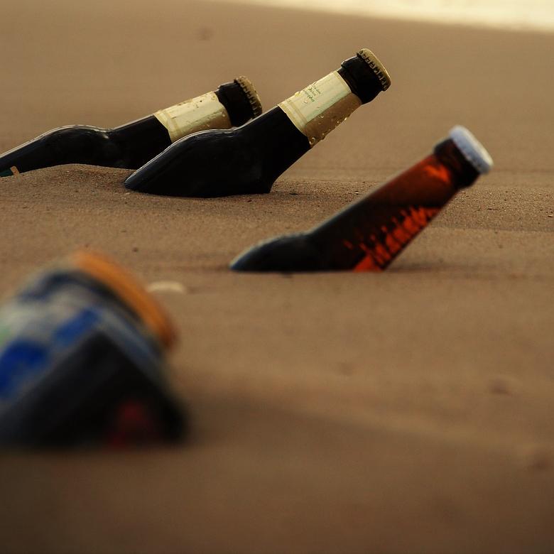 birre in spiaggia
