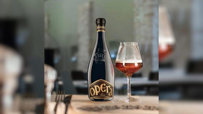 Opera Baladin: la birra gastronomica del Teku rivela il suo elegante sapore!