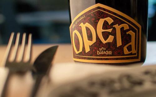 bottiglia opera baladin