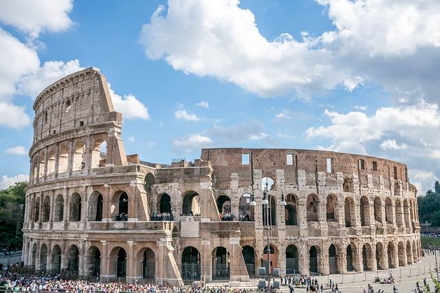 Lazio - Roma - Colosseo