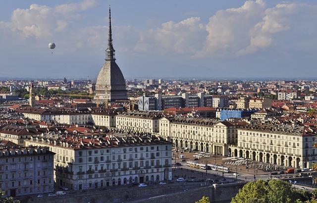 Torino - Mole Antonelliana