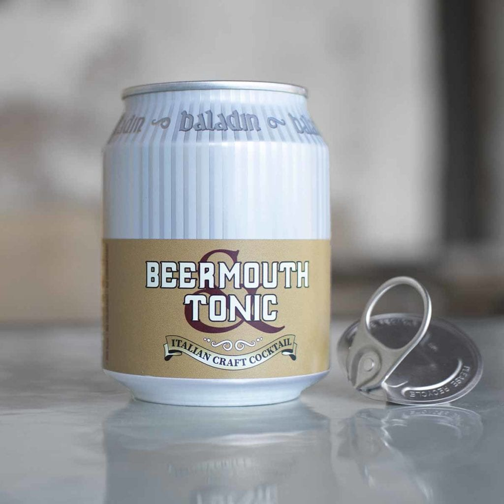 Beermouth & Tonic