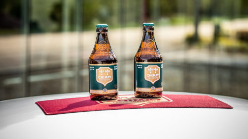 Chimay 150 Anniversary Beer