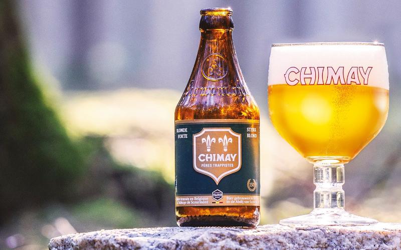 birra trappista belga Chimay 150