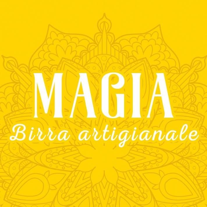 Logo birrificio Magia