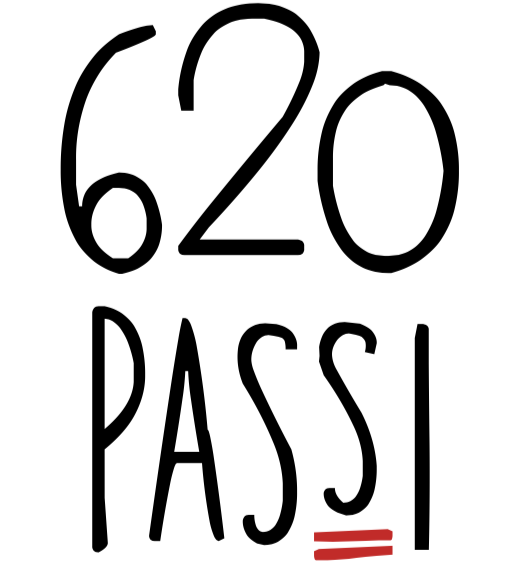 logo 620 passi