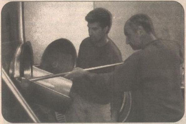 Pasquale  e Francesco Barritta - Birrificio Cunegonda