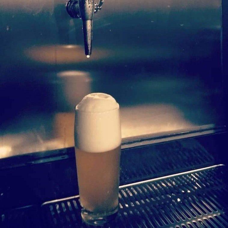 birra alla spina Limen Brewery