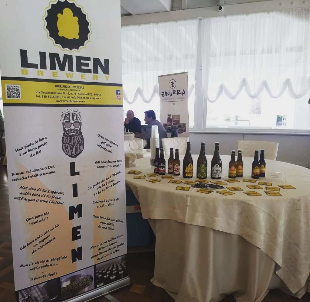 Birre artigianali Limen Brewery
