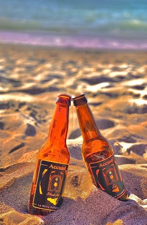 birre birrificio Accussí - Blonde Ale e Strong Ale Luí
