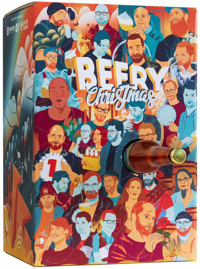 Beery Christmas 2021