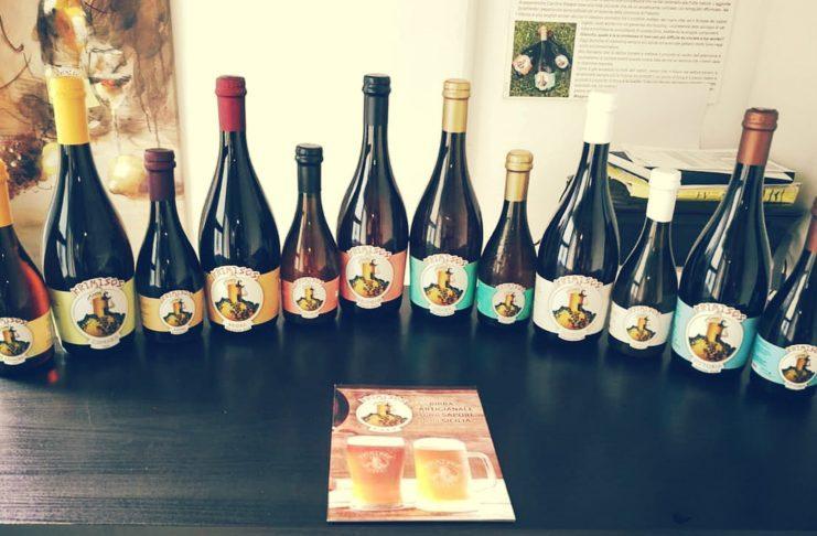 Birra e Birrifici d'Italia: Alla scoperta del Birrificio Krimisos