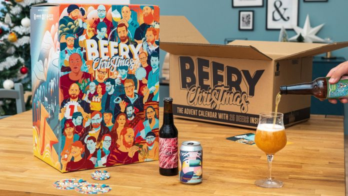 Svelate le prime 4 birre del Beery Christmas 2021: tra queste spunta anche un'italiana!