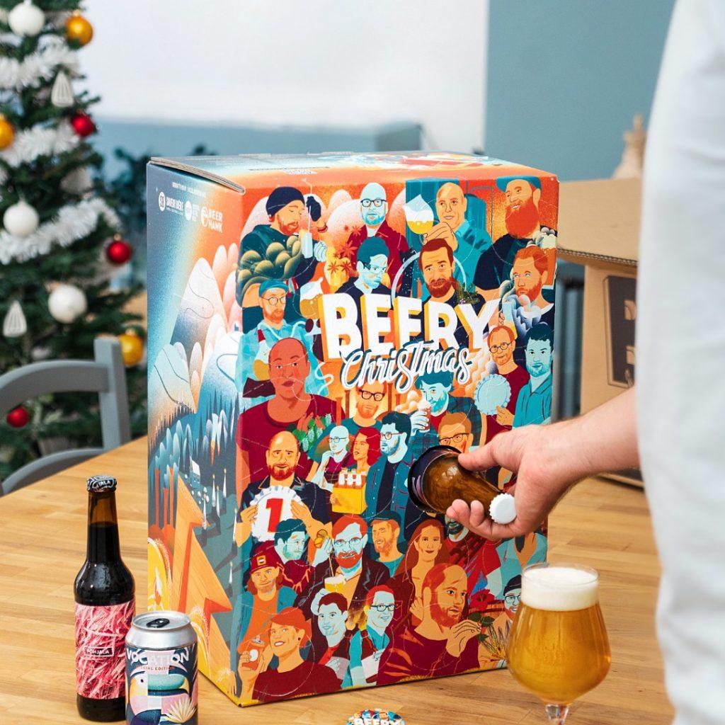 le birre del Beery Christmas 2021
